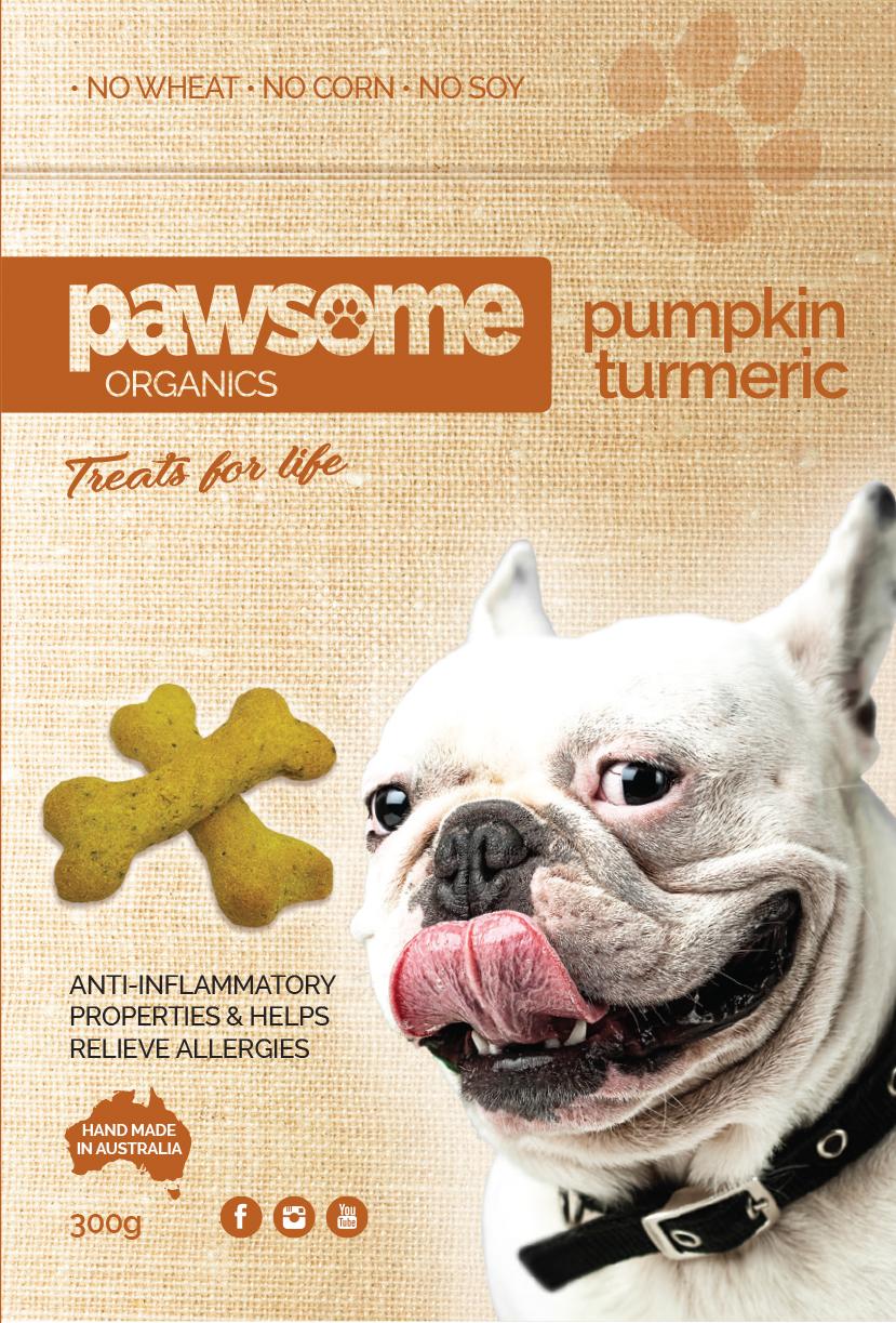 Pumpkin and Tumeric