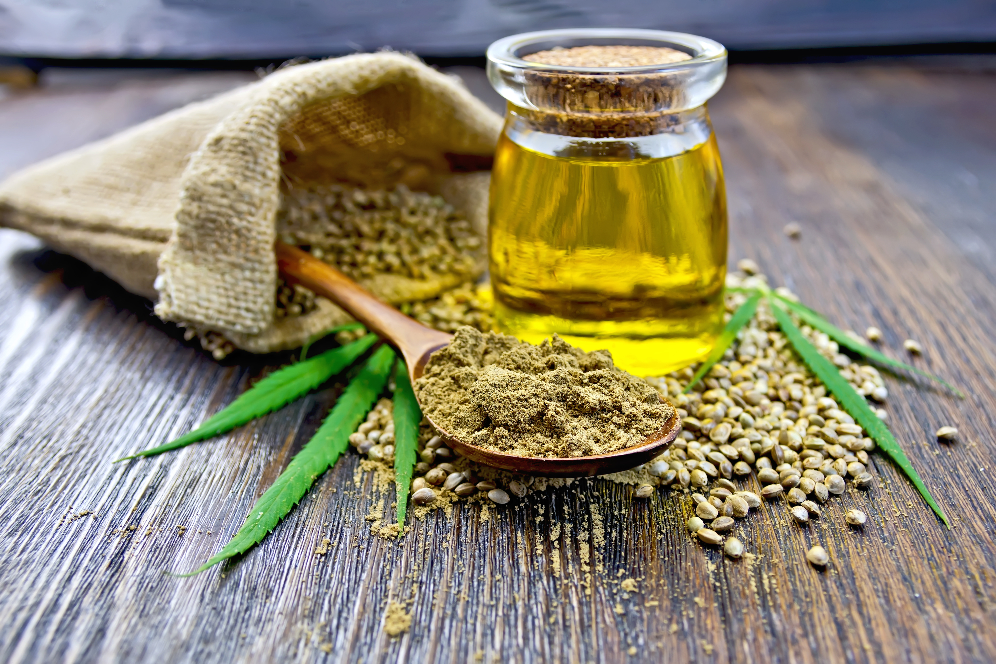 Hemp Oil – An Amazing Source of Omega 3 and 6